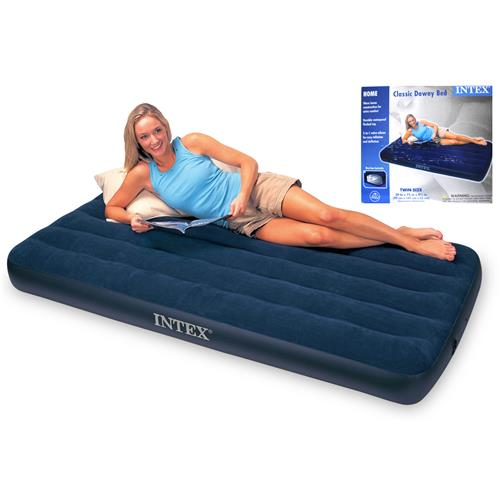 Wholesale Classic Downy Twin Size Air Bed Mattress By Intex