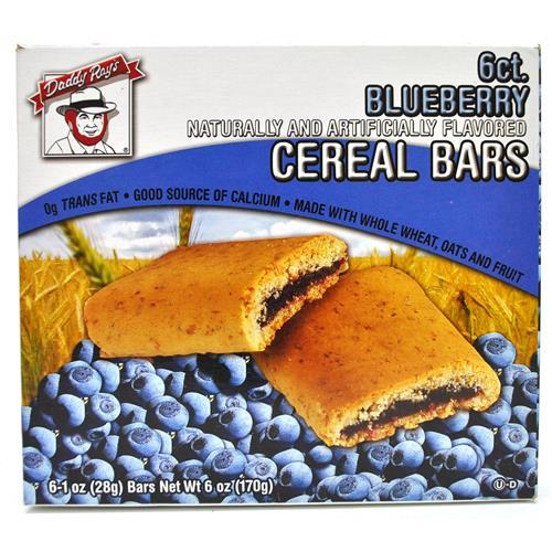 Wholesale Daddy Ray's Blueberry Bar
