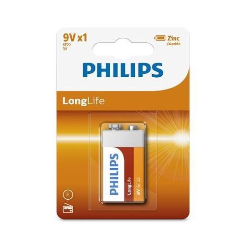 Wholesale Phillips 9V Batteries Super Heavy Duty 1 ct