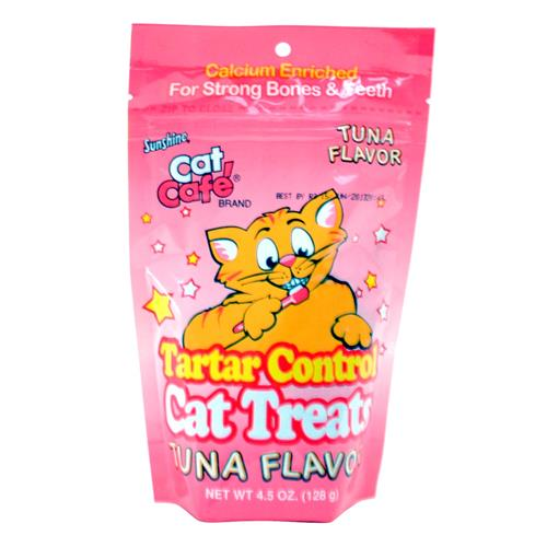 Wholesale Cat Cafe Tartar Control Tuna Flavor Cat Treats