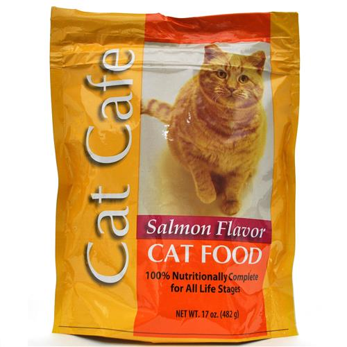 Wholesale Cat Cafe Salmon Flavor Cat Pouch