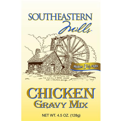 Wholesale SouthEastern Mills Country Chicken Gravy Mix -Makes 3.5 Cups