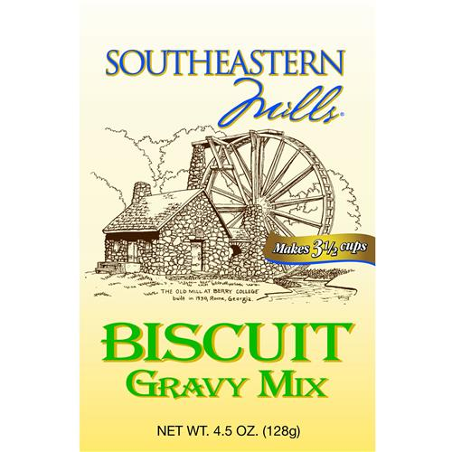 Wholesale SouthEastern Mills Reg. Biscuit Gravy Mix- Makes 3.5 Cups