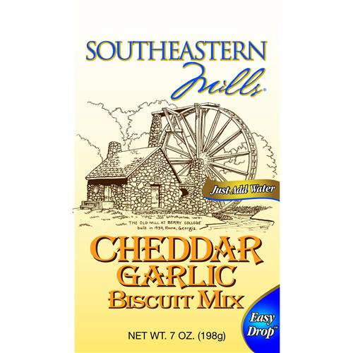 Wholesale SouthEastern Mills Cheddar Garlic Biscuit Mix