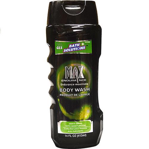 Wholesale 14oz MENS BODY WASH-MAX ENDURA