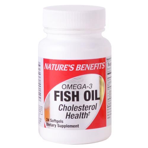Wholesale Nature's Benefits Omega-3 Fish Oil