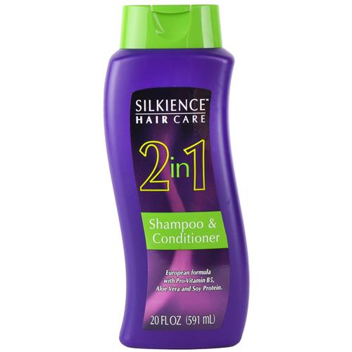 Wholesale Silkience 2 In 1 Shampoo and Conditioner