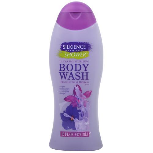 Wholesale Silkience Shower & Bath Body Wash Black Orchid & H