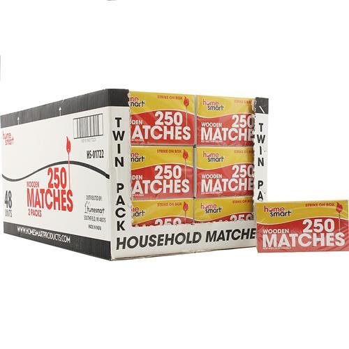 Wholesale Wooden Kitchen Matches 2 Pk