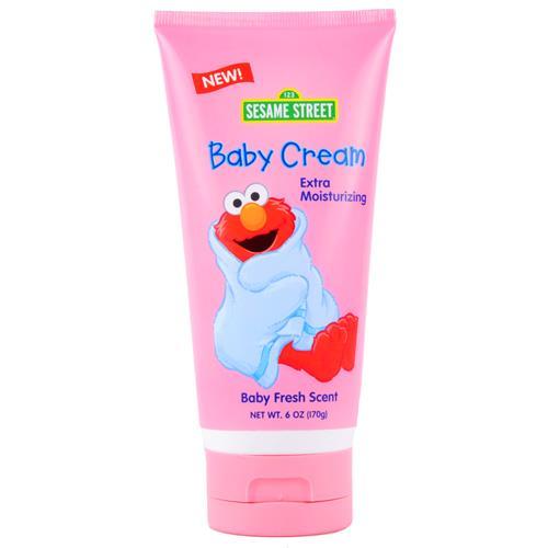 Wholesale Sesame Street Baby Cream Fresh Scent Tube