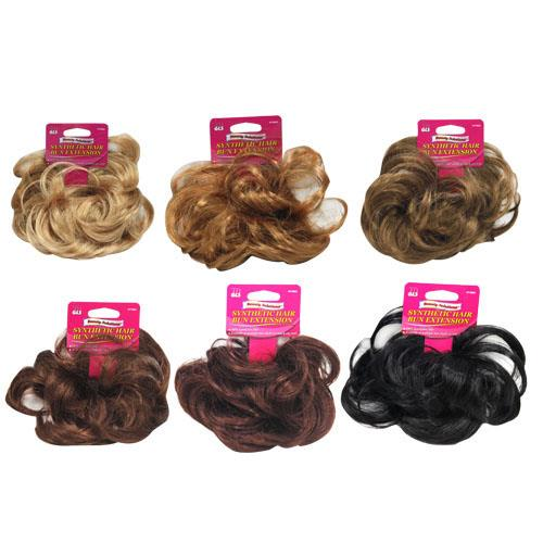 Wholesale SYNTHETIC HAIR BUN EXTENSION