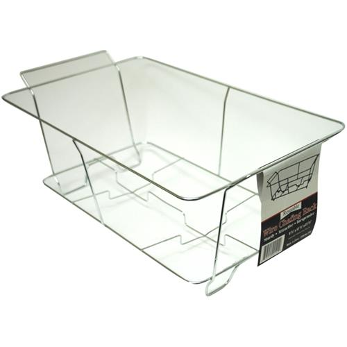 Wholesale Wire Chafing Rack - Full Size 22.5x12.0x9.5