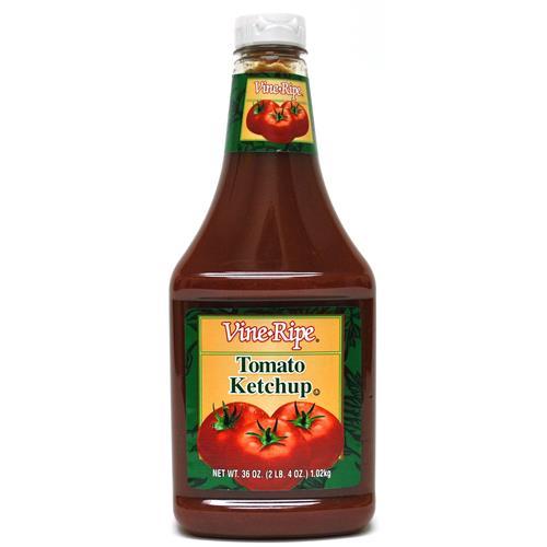 Wholesale Vine-Ripe Tomato Ketchup