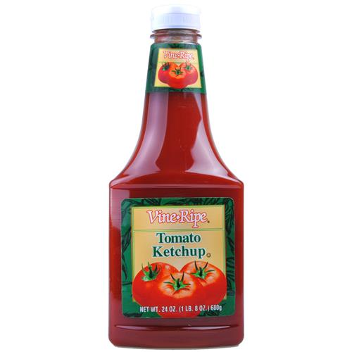 Wholesale Vine Ripe Ketchup Squeeze Bottle