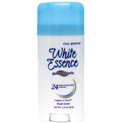 Wholesale Nu Pore White Essence Deodorant Stick Fresh Scent