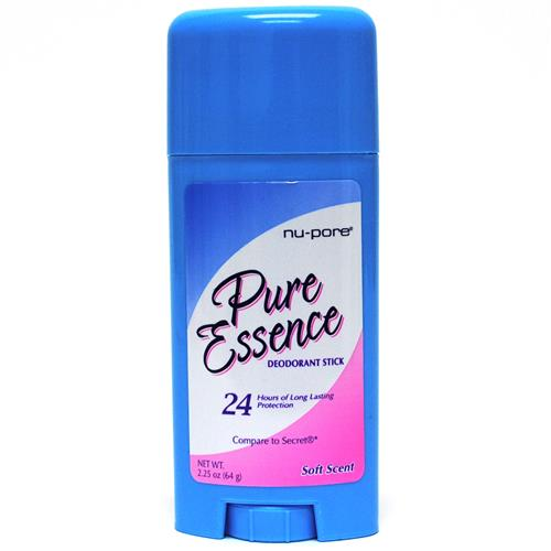 Wholesale Nu Pore Pure Essence Deodorant Soft Scent (Secret)