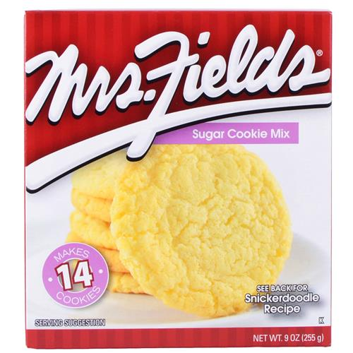 Wholesale Mrs. Field's Sugar Cookie Mix