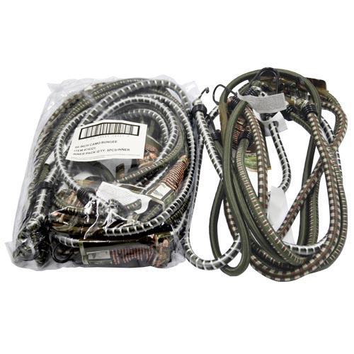 "Wholesale Camo Bungee Cord 60"" x 1/2"""