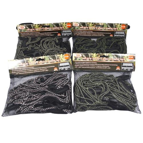 "Wholesale 36"" x 48"" CAMO CARGO NET"