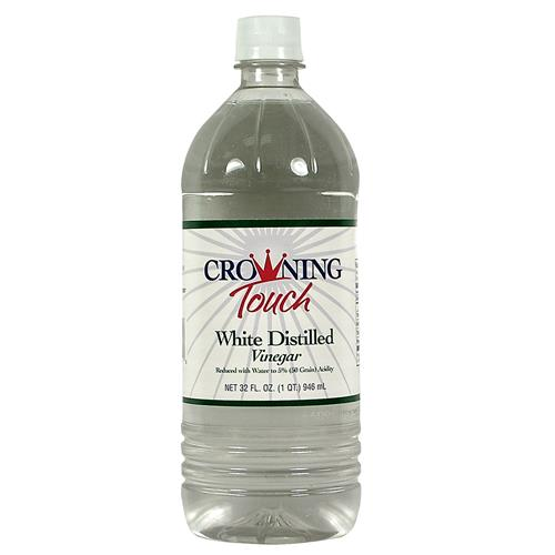 Wholesale Crowning Touch Vinegar - White