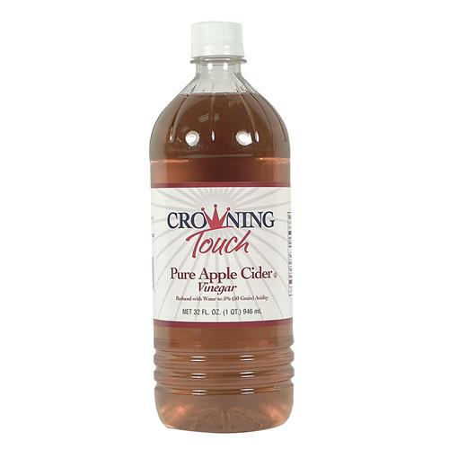Wholesale Crowning Touch Vinegar - Cider