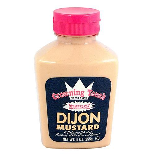 Wholesale Crowning Touch Dijon Mustard