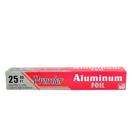 Wholesale Premier Aluminum Foil 12x25ft