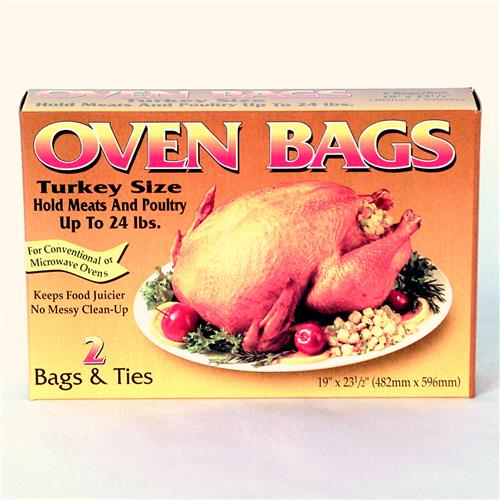 Wholesale Durable Oven Bag - Turkey & Meats up to 24 lb