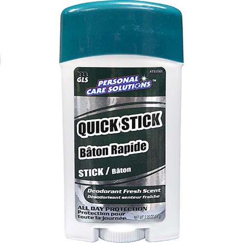 Wholesale MENS QUICK STICK DEODORANT