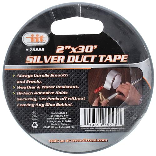 "Wholesale 2"" X 30' Silver Duct Tape"