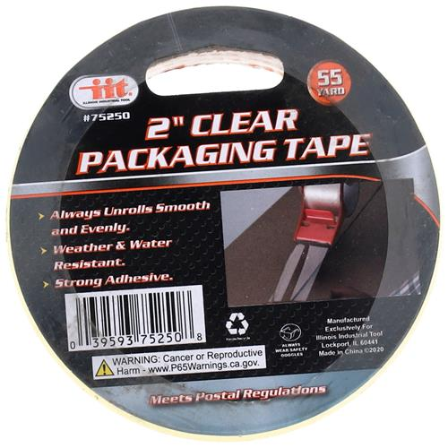 "Wholesale 2"" X 55 YARD CLEAR PACKAGING TAPE"