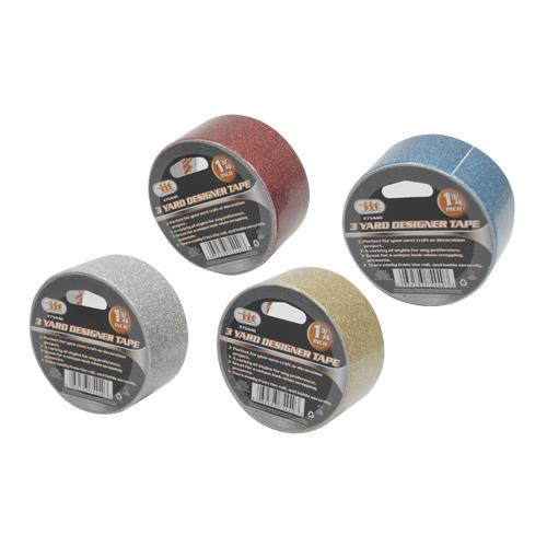 "Wholesale 1-3/4"" x 3 YD DESIGNER TAPE"
