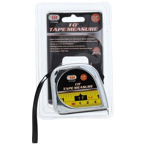 "Wholesale 10' X 1/2"" TAPE MEASURE"