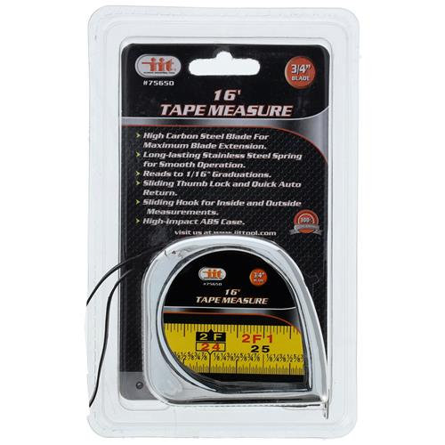 "Wholesale 16' X 3/4"" Tape Measure"
