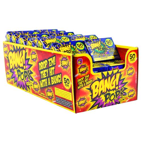 Wholesale Bang Pop Snappers PDQ
