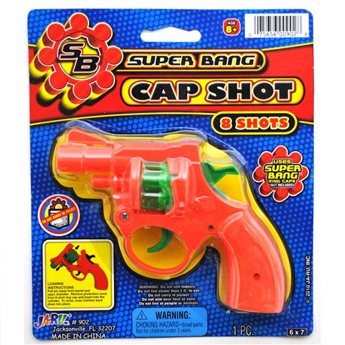 Wholesale Super Bang Cap Shot Cap Gun