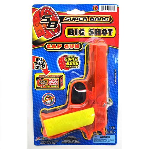 Wholesale Super Bang Big Shot Cap Gun