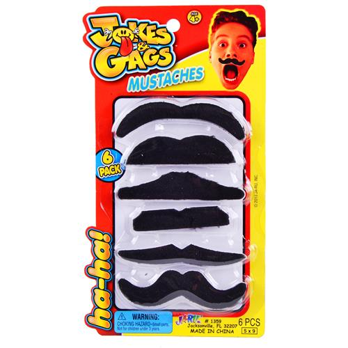 Wholesale J & G Fake Mustache