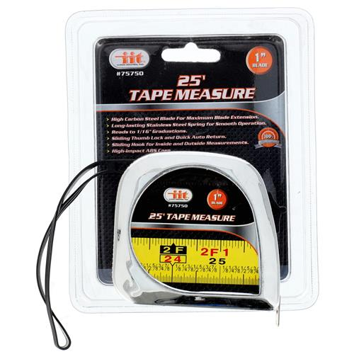 "Wholesale 25' X 1"""" Tape Measure"
