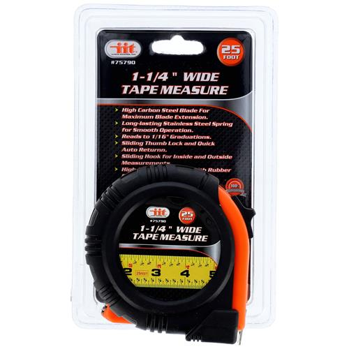 "Wholesale 25'' x 1"" Fat Tape Measure"