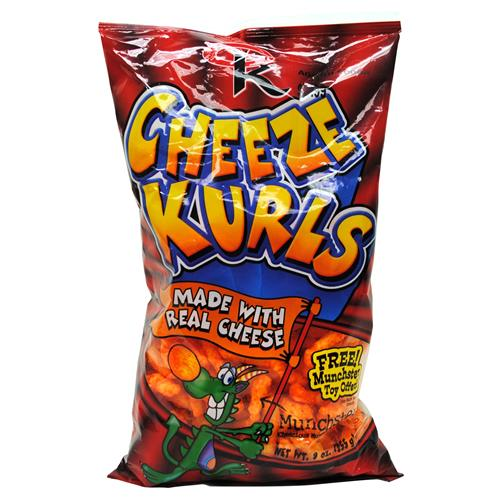 Wholesale Cheese Kurl Crunchy Kurls