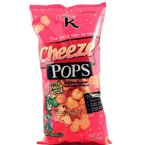 Wholesale Cheese Kurl Hulless Cheese Popcorn Puffs