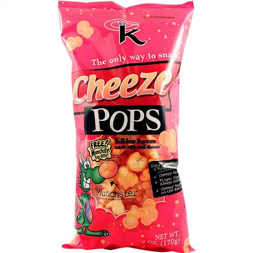Wholesale Cheese Kurl Hulless Cheese Popcorn Puffs  exp 2/2016