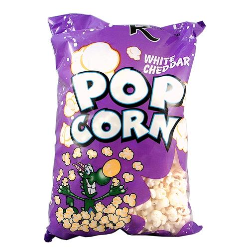 Wholesale Cheese Kurl White Cheddar Popcorn