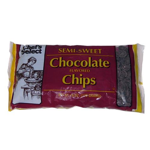 Wholesale Chef' Select Imitation Chocolate Chips