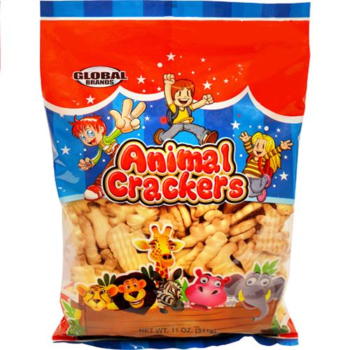 Wholesale Global Brands Animal Crackers Original