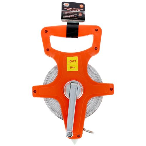 Wholesale 100' Fiberglass Tape Measure