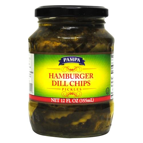 Wholesale Pampa Hamburger Chips