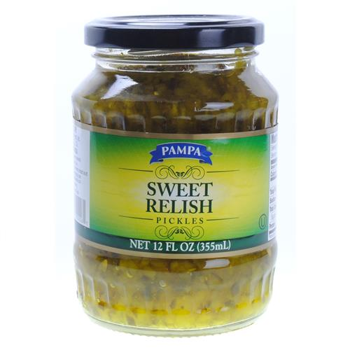Wholesale Pampa Sweet Pickle Relish