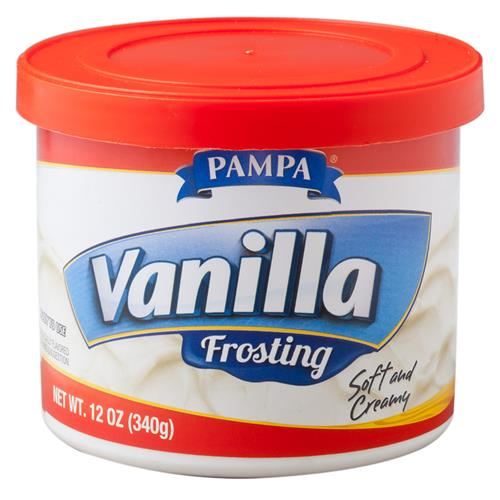 Wholesale PAMPA FROSTING VANILLA READY-TO-USE